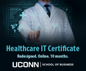 UConn Healthcare Information Technology Certificate